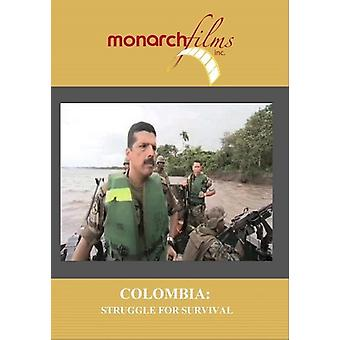 Colombia: Struggle for Survival [DVD] USA import