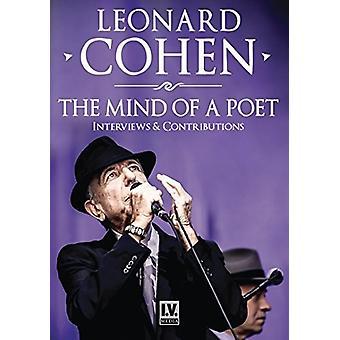 Leonard Cohen - Mind of a Poet [DVD] USA import