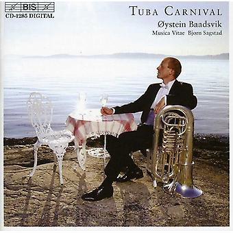 Oystein Baadsvik - importación de Estados Unidos Tuba Carnaval [CD]