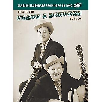 Flatt y Scruggs TV Show: Vol. 9-mejor de Flatt [DVD] USA importar