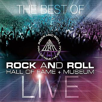 Best of Rock & Roll Hall of Fame + - Best of Rock & Roll Hall of Fame + [CD] USA import