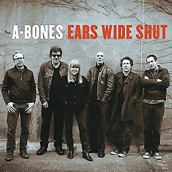 A-Bones - Ears Wide Shut [CD] USA import