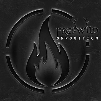Frei.Wild - Opposition [CD] USA import