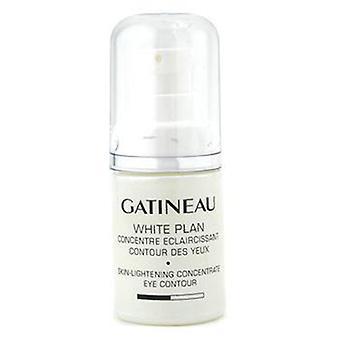 Gatineau witte Plan huid lichter oog Contour concentraat - 15ml/0,5 oz