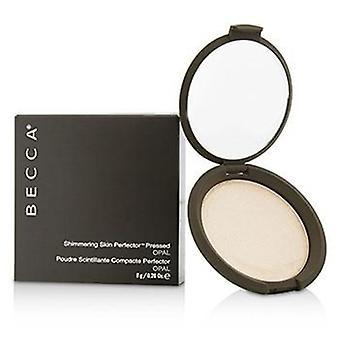 Becca skimrande Skin Perfector pressat puder - # Opal - 8g/0,28 oz