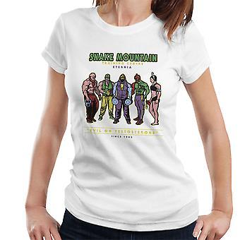 Snake Mountain Training Centre Eternia Skeletor Women's T-Shirt