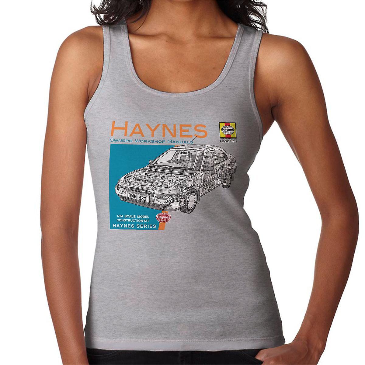 haynes owners workshop manual  ford mondeo womens