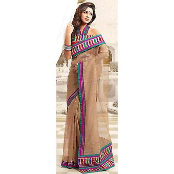 Amba Bollywood  Designer Party Wear Indian Sari saree bellydance fabric