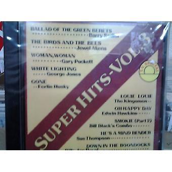 Super Hits - Vol. 3-Super Hits [CD] USA import