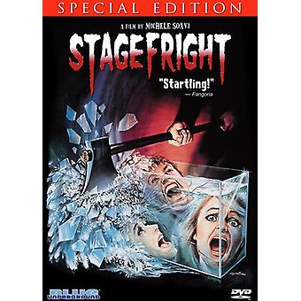 Stagefright [DVD] USA import