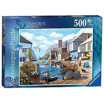 Ravensburger спокойной гавани 500pc головоломки