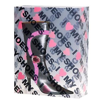 I Love My Shoes - Mid Calf Boxes 36x29x12cm made in UK