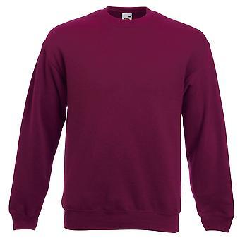 Fruit of the Loom Set In Sleeve Sweatshirt
