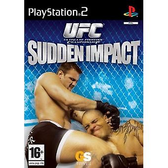 (UFC) Ultimate Fighting Championship Sudden Impact (PS2) - As New
