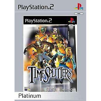 TimeSplitters Platinum-nieuw