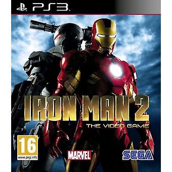 Iron Man 2 (PS3)-nyt