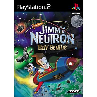 Jimmy Neutron Boy Genius (PS2) - Som ny