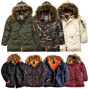 Alpha industries winter jacket N3B VF 59