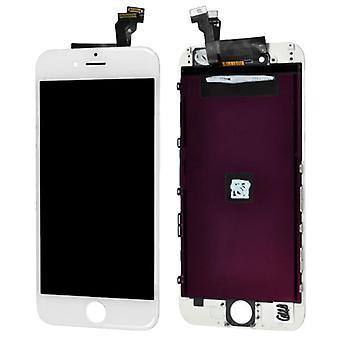 Bemutatás LCD kiegészít egység érint tábla részére Alma iPhone 6 4,7 fehér