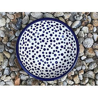 Suppe plate, Ø 21,5 cm, crazy prikker, BSN A-0281