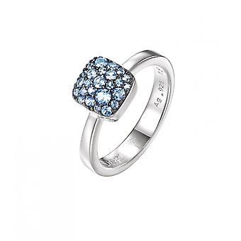 Joop kvinnors ring rostfritt stål Silver M bana JPRG90798D1