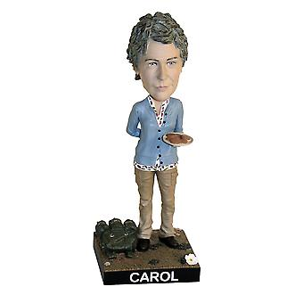 The Walking Dead Wackelfigur Carol multicolor, aus Kunststoff, in Geschenkkarton.