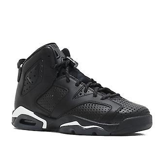 الهواء الأردن 6 Bg الرجعية (خ ع) 'القطة السوداء'-384665-020-أحذية