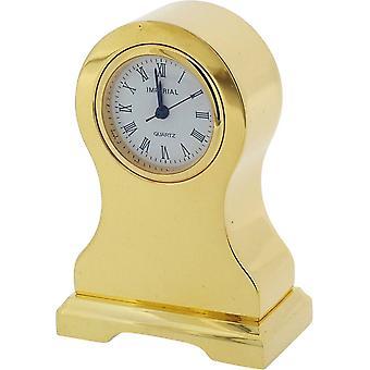 Cadeau produits ballon Miniature horloge - or
