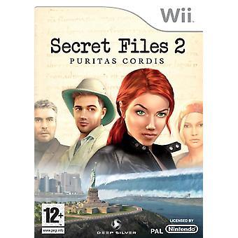 File Segreti 2 Puritas Cordis (Wii) - Fabbrica sigillata
