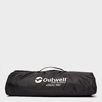 Ny Outwell Albany 500 fleece telt tæppe grøn