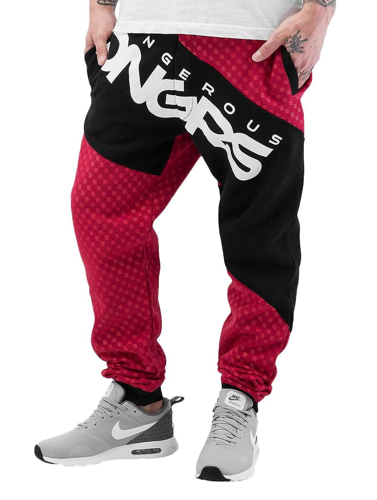 Herren Jogginghose DNGRS Sweat Pants Hyena Sport Fitness Urban Jogger Hose