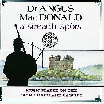 Angus McDonald - Sireadh [CD] USA import