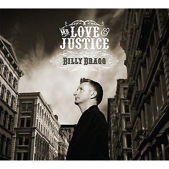 Billy Bragg - Mr. Love & Justice [CD] USA import