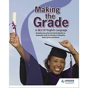 BGCSE 英語バハマ省教育 - 分でグレードを作る