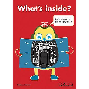 Wat zit er in? -Doorzichtige pagina's en magische verrassingen! door Okido - 978