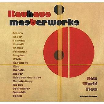 Bauhaus Masterworks - New World View by Flame Tree - 9781786645432 bok