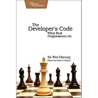 The Developer's Code by Ka Wai Cheung - 9781934356791 Book