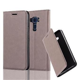 Custodia Cadorabo per la copertura custodia Asus - Custodia del telefono con chiusura magnetica, funzione Stand e custodia per scheda - Case Cover Case Case Case Case Book Folding Style