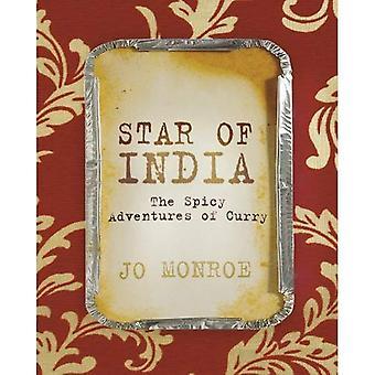 Stern von Indien: die pikante Abenteuer von Curry