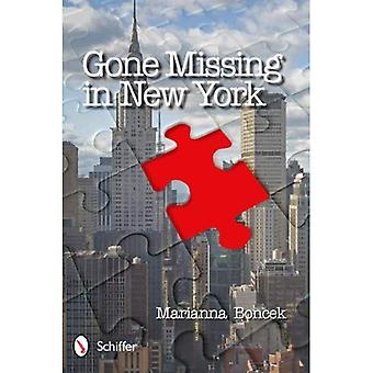 Desaparecido em Nova York