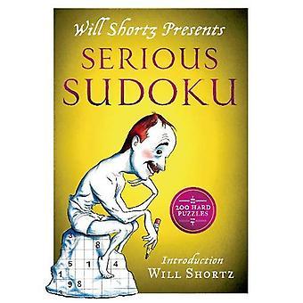 Will Shortz apresenta grave Sudoku: 200 difícil quebra-cabeças