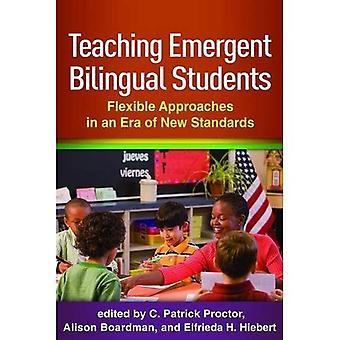 De opkomende tweetalig onderwijs studenten: Flexibele benaderingen in een tijdperk van nieuwe normen