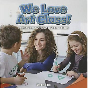 We Love Art classe!
