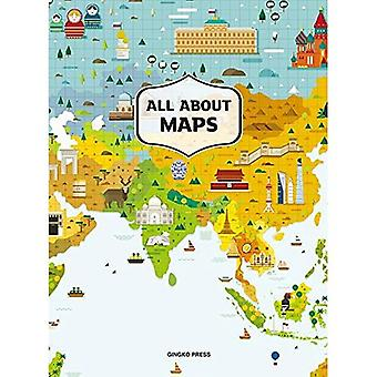 All About Maps (Hardback)