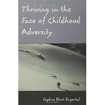 Fiorente di fronte alle avversità di infanzia