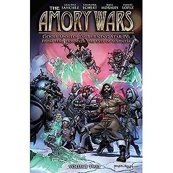 De Amory Wars: Good Apollo, I 'm Burning Star IV Vol. 2