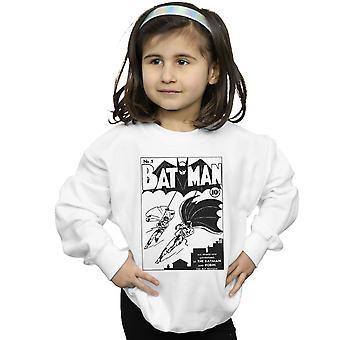 DC Comics meisjes Batman nr.1 Mono Sweatshirt