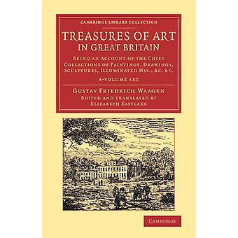 Skarby sztuki w Wielkiej Brytanii 4 Tom Zestaw Gustav Friedrich Waagen