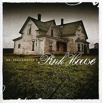 Dead Bodies - Mr. Spookhouse's Pink House [CD] USA import
