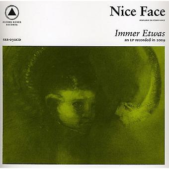 Nice Face - Immer Etwas [CD] USA import